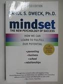 【書寶二手書T9/心理_BKV】Mindset_Dweck, Carol S.