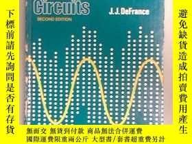 二手書博民逛書店Communications罕見Electronics Circuits-通信電子電路Y443421 J. J