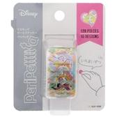 DISNEY PeriPettttta 迪士尼公主裝飾貼紙膠帶捲(集合)★funbox★sun-star_UA56559