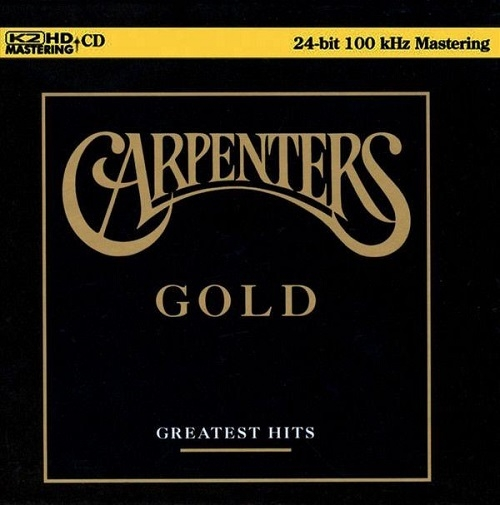 【停看聽音響唱片】【K2HD】木匠兄妹合唱團:20首黃金極品 The Carpenters:Gold Greatest Hits