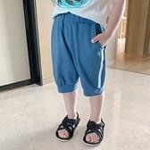 男童短褲 男童短褲夏季外穿寶寶五分褲洋氣新款童裝小童夏裝兒童褲子潮-Ballet朵朵