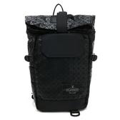 PLAYBOY- 單肩背包亦可做後背包 lifestyle系列-黑色