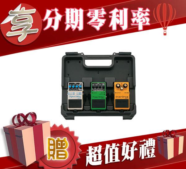 【小麥老師 樂器館】買1贈6★BOSS 全系列現貨★ BCB-30 單顆效果器 攜帶盒