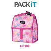 美國 PACKIT 冰酷 4.5L多功能冷藏袋-粉紅樂園 (2018新色)