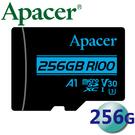 Apacer 宇瞻 256GB 256G 100MB/s microSDXC TF A1 U3 V30 記憶卡