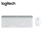 全新 Logitech 羅技 MK470 超薄無線鍵鼠組 珍珠白