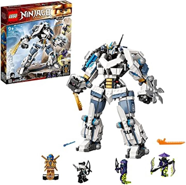LEGO 樂高 幻影忍者鈦機械 71738
