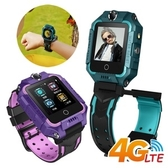 IS愛思 CW-20 防水雙鏡頭4G LTE定位關懷兒童智慧手錶紫色