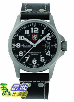 [美國直購 ShopUSA] Luminox Men's A.1828 Field Time Date Stainless Steel Watch $14164