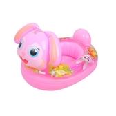 救生圈 兒童寶寶游泳圈坐圈加厚方向盤卡通嬰幼兒腋下圈座圈浮圈0-3-6歲 維多