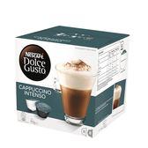 雀巢 濃萃卡布奇諾膠囊 (Cappuccino INTENSO)  (單盒組,共16顆)