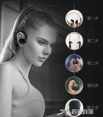 運動藍牙耳機跑步迷你頭戴式無線掛耳塞式健身耳機 樂芙美鞋