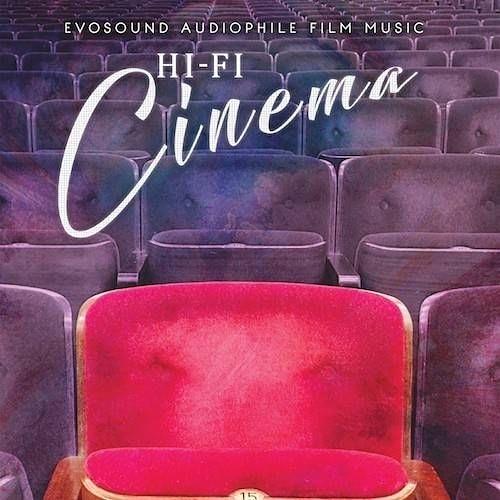 【停看聽音響唱片】【CD】Evosound Audiophile Film Music - Hi-fi Cinema (2cd)
