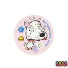 【收藏天地】台灣紀念品*神奇的陶瓷吸水杯墊-西高地白㹴犬∕馬克杯 送禮 文創 風景
