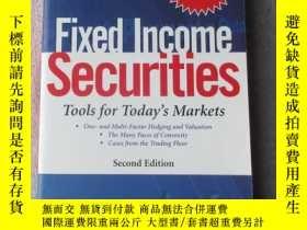二手書博民逛書店Fixed罕見Income Securities: Tools