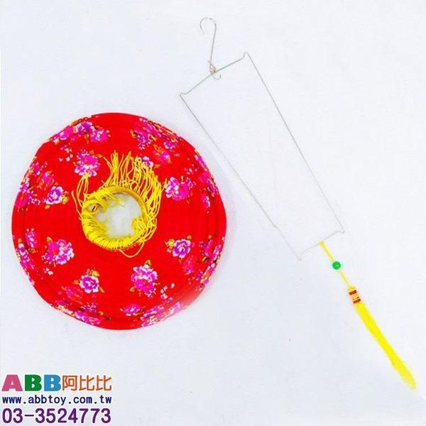 A0447★客家花布燈籠_10吋_26cm#燈籠#日式#彩繪#小#圓#長#寫字燈籠#燈籠寫字#有字#提把#元宵#DIY