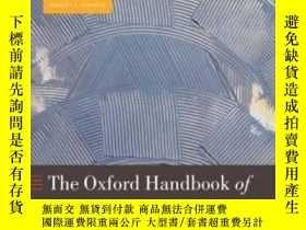 二手書博民逛書店The罕見Oxford Handbook Of International Relations (oxford H