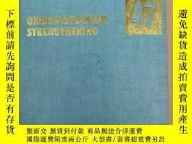 二手書博民逛書店OXIDE罕見DISPERSION STRENGTHENING(