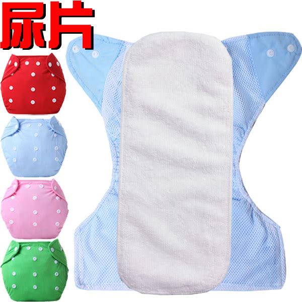 白色布尿片 可清洗 環保 重複使用吸水內襯尿墊棉布片(一片入)☆米荻創意精品館