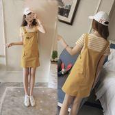 618好康鉅惠2018夏季新款連身裙女韓版學生套裝兩件套裙