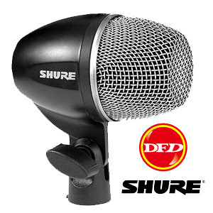 SHURE麥克風 PG52-XLR 樂器麥克風 公司貨