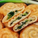 【大口市集】超香香方便好吃蔥仔餅(18片/約360g/盒)