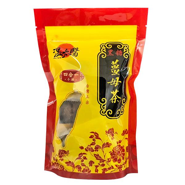 溫太醫黑糖薑母茶(四合一) 【康是美】