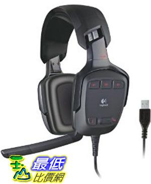 [美國直購 USAShop] Logitech G35 7.1-Channel Surround Sound Headset  $5090