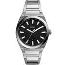 FOSSIL Everett 復古紳士手錶-42mm(FS5821)