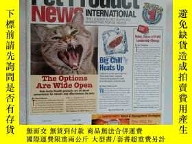 二手書博民逛書店Pet罕見Product News 2014 06 寵物產品設計時尚英文雜誌Y14610