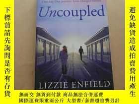 二手書博民逛書店Uncoupled:罕見A life-affirming novel about love, relationsh