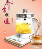 110V伏養生壺美國日本台灣小家電熱水壺燒水壺電茶壺電磁爐煮茶壺 【快速出貨】