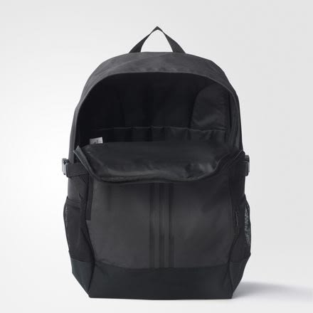Adidas BP POWER III L TRAINING    背包 後背包 書包 雙肩 休閒 掛勾 黑【運動世界】AY5101