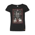 PROTEST 女 短袖T恤 (真實黑) TRIBES T-SHIRT