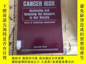 二手書博民逛書店Cancer罕見Risk: Assessing And Redu