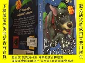 二手書博民逛書店roddy罕見Doyle Rover saves christmas 羅迪·道爾漫遊者拯救聖誕節Y200392