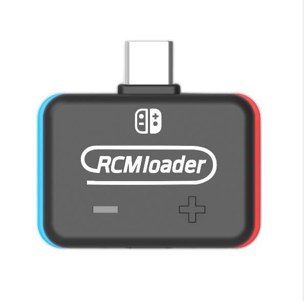 SWITCH大氣層註入器 二代增強版RCM LoaderNS U盤存檔 NS SX OS存檔