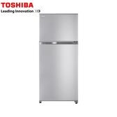 24期0利率 TOSHIBA東芝 608公升雙門冰箱 雅爵銀 GR-A66T(S)