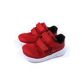 NIKE STAR RUNNER 2 運動鞋 魔鬼氈 紅色 小童 童鞋 AT1803-600 no031