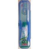 T.KI 鐵齒蜂膠旅行組 含蜂膠牙膏+牙刷+收納盒◆德瑞健康家◆