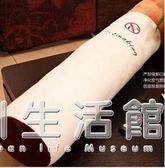 禁止吸煙個性創意抱枕仿真煙卷枕頭毛絨玩具男朋友父親情人節禮物 晴川生活館