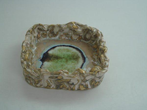 結晶釉陶瓷 煙缸