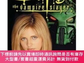 二手書博民逛書店ELT罕見Readers: Buffy the Vampire Slayer: I Robot, You Jane