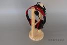 實木耳機架 頭戴式耳機木質支架 耳麥架座 游戲耳機架 網吧耳機架