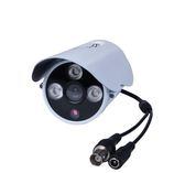 晟鵬  【焦距12mm】廣角安防高清監控攝像機類比紅外監視器防水監控探頭夜視