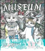 Higuchi Yuko Artworks插畫著色繪本:MUSEUM