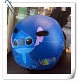 史迪奇安全帽,CA110,史迪奇#2/消光藍,附抗UV-PC安全鏡片