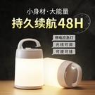 LED可充電燈停電備用神器應急照明usb燈泡戶外家用移動超亮便攜式 【宅家必備】