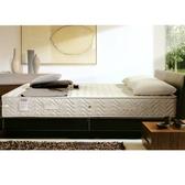 美國Orthomatic[Windsor Luxury Firm]6x7尺King Size雙人特大獨立筒床墊+透氣掀床, 送床包式保潔墊