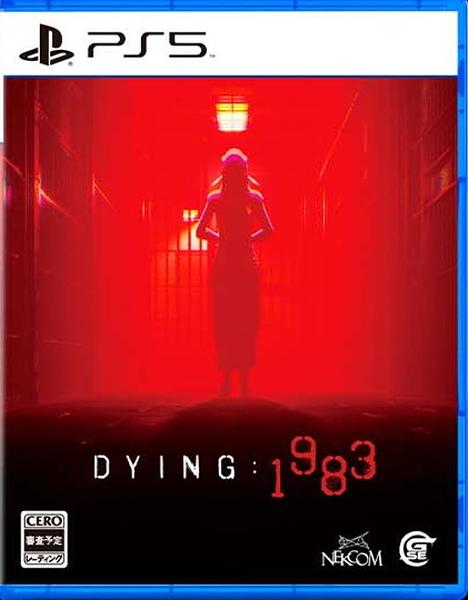 PS5 DYING:1983 臨終: 1983 中文版 終極密室逃脫體驗【預購202/2/17】